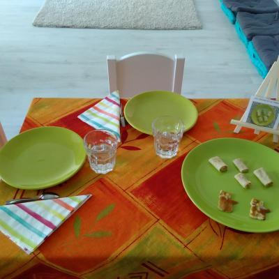 "Rencontres ""repas en famille"""