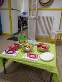 Table famille des fruits